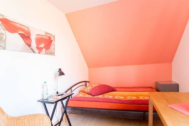 wonderful, bright, comfort. rooms   - Hespe - Casa