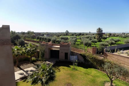 ChillOut Villa up to 22 people - Marrakech - Villa