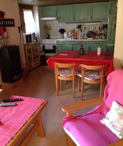 4-Zimmer Wohnung bei Visp - Visperterminen