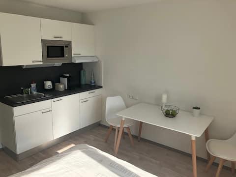 Apartamento de 1 quarto, Echterdingen bei Flughafen/Messe Stgt.