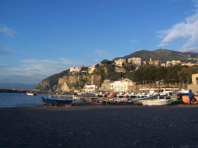 Villa Katerina, a stunning terrace on the sea - Vico Equense - Villa