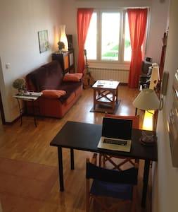 Apartamento acogedor vistas al mar - Puerto de Vega