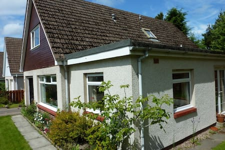 Tranquil oasis for a holiday break - Forres - Bed & Breakfast