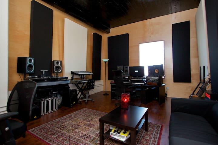 Musician's Professional Studio - Chicago - Wohnung