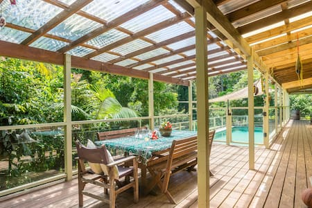 Connect with nature by the pool! - Kincumber - Bed & Breakfast