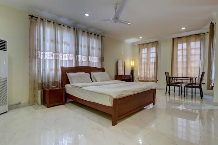 Classy and Comfy Studio Airport Residential Area
