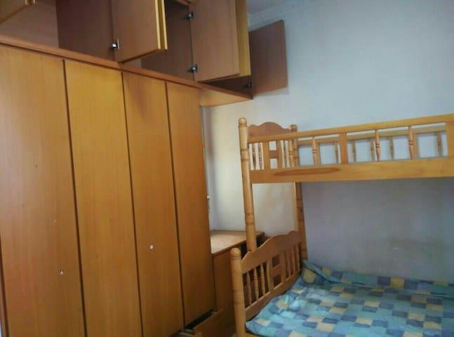简洁,安静,方便温馨3房 - Xiamen - Huoneisto