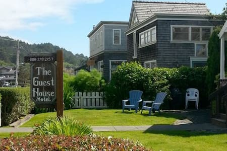 Guesthouse Inn Cannon Beach- Haystack Rock - Cannon Beach - Isla