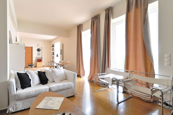lovely apt In the heart of Athens  - Pangrati, Athens - Appartement