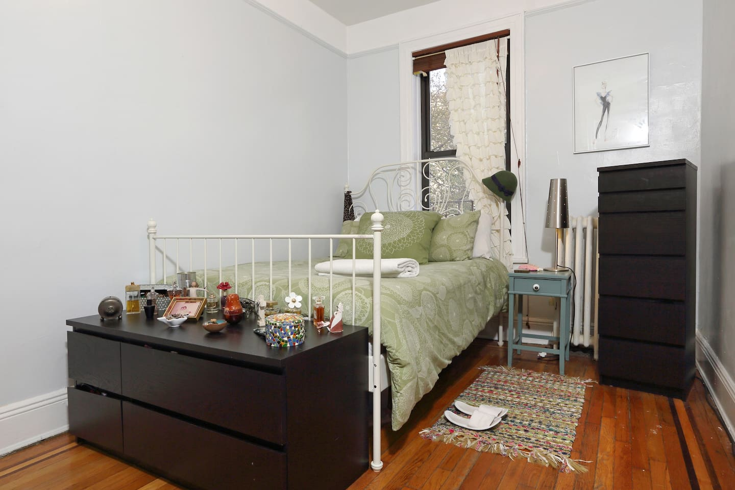Charming Astoria Bedroom Available