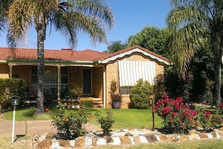 Quiet spot in friendly country town - Manilla - Bed & Breakfast