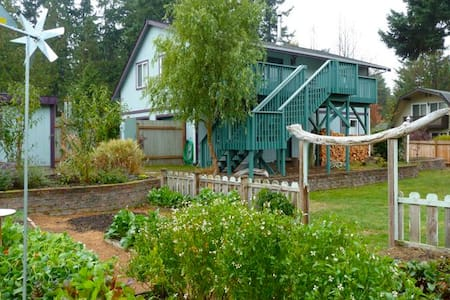 3BR/2BA Rental - Port Townsend, WA - Winter Rates! - Port Hadlock-Irondale