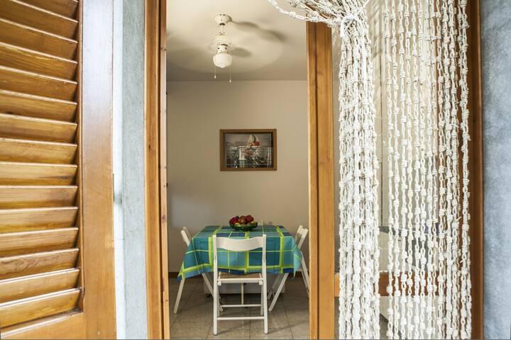 """Apartment with garden near the beach and """"Pineta"""" - La Mazzanta, Cecina, Rosignano Marittimo, Livorno - Appartement"""