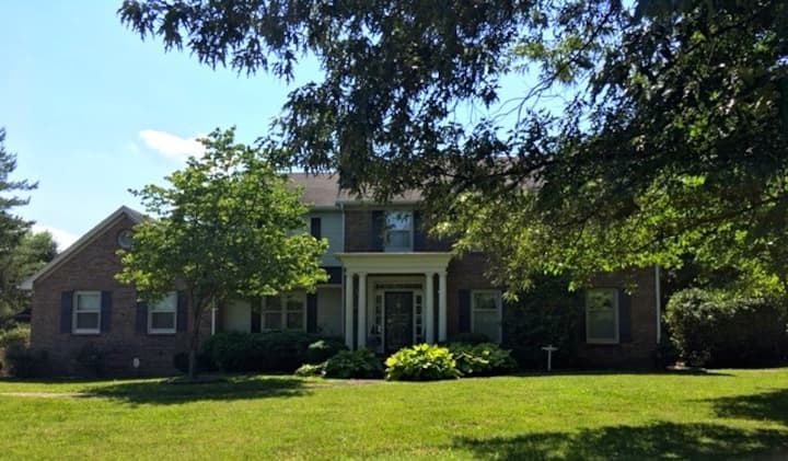 Charming home minutes from the city