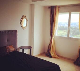 Fully equipped with hills view  - ALGER
