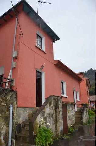 Wonderful chalet in sea and montain - Caravia - Chalupa