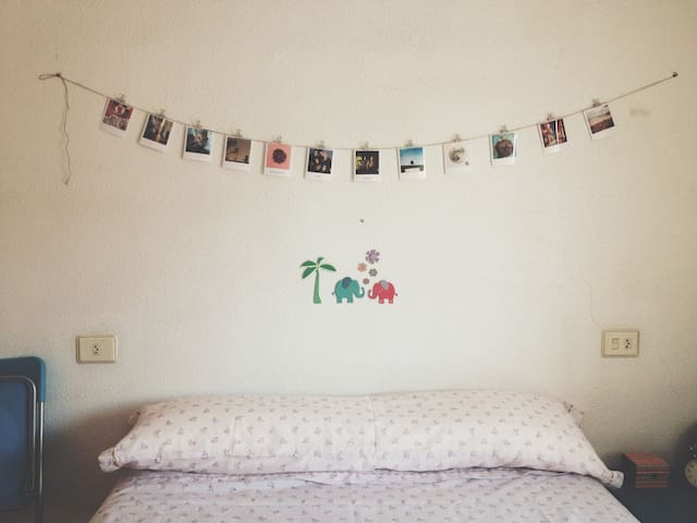 Habitación privada en Murcia - Murcia - Appartement