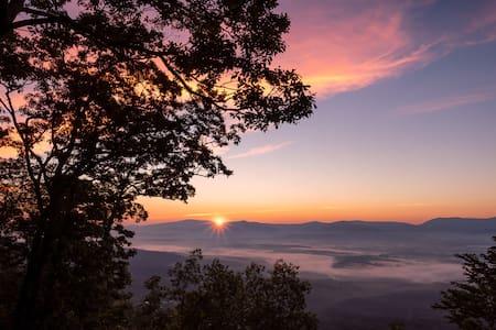 Mountain Top A+ Views!