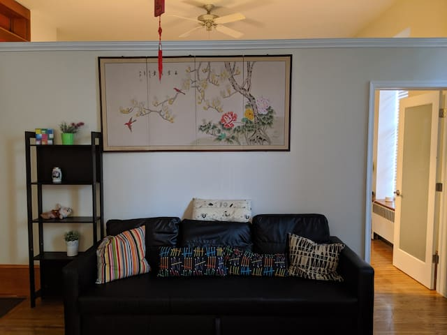 OOAK 1 Bedr in Historic Fitler Sq. Townhouse