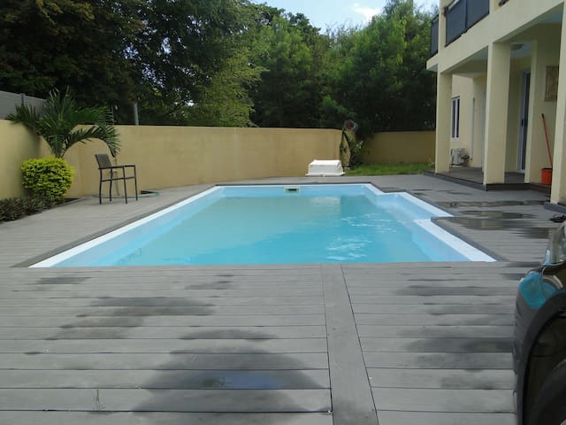 Appartements Ile Maurice Piscine - Plage