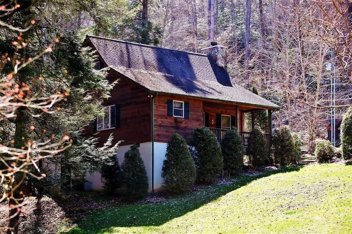 Rustic 2BR + Loft Vilas Cabin - Vilas - Cottage