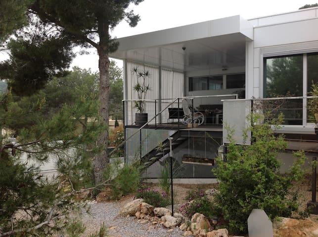 Chalet de diseño vanguardista - Ribera Alta
