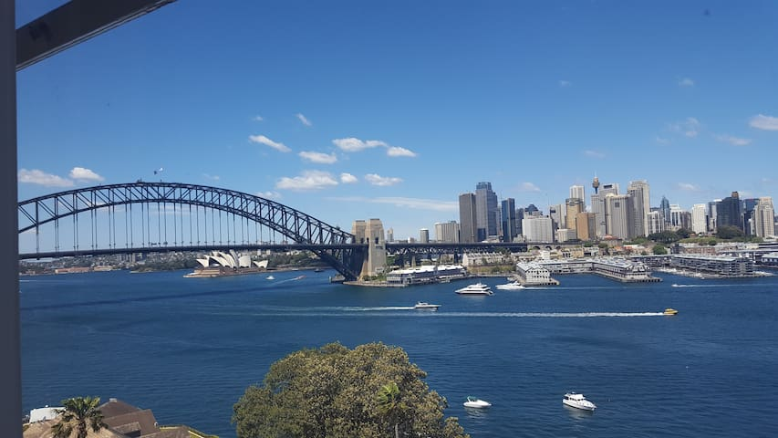 Gorgeous Studio w/ Stunning Harbour Views - McMahons Point - Apartmen