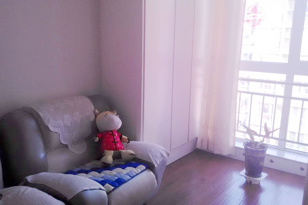 sitting room 客厅