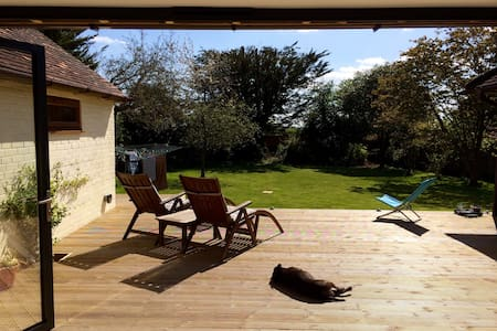 Near Goodwood, rural detached 4bd - Emsworth - 独立屋