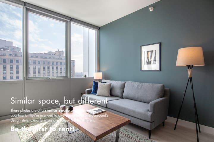 Cozy South Loop 1BR w/ Pool + Gym + W/D on Michigan Ave, by Blueground
