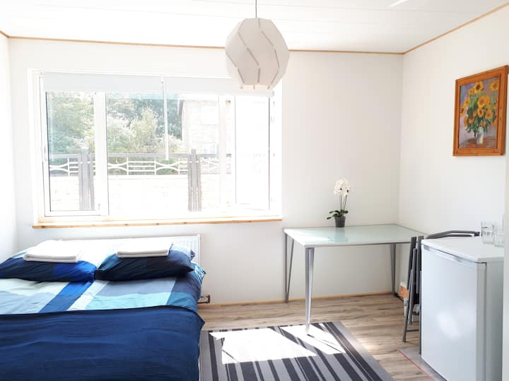 Cozy room in new villa in north Copenhagen area