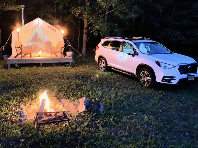 Tentrr - Downeast Camping at The Dome
