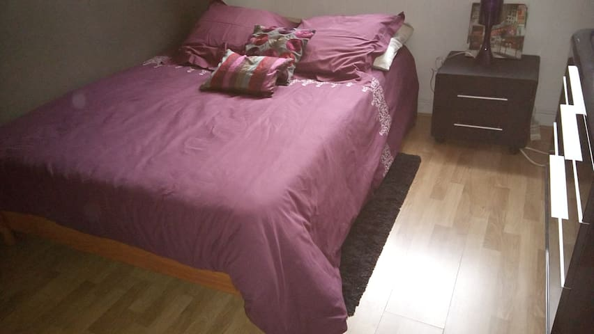 Double Room near the station - Bourges - Daire