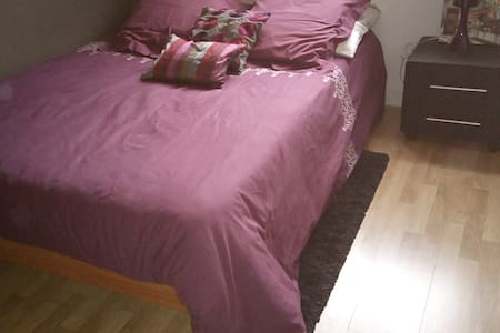 Double Room near the station - Bourges