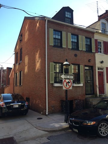 Artbeat of Baltimore - Mt. Vernon - Baltimore - Rumah