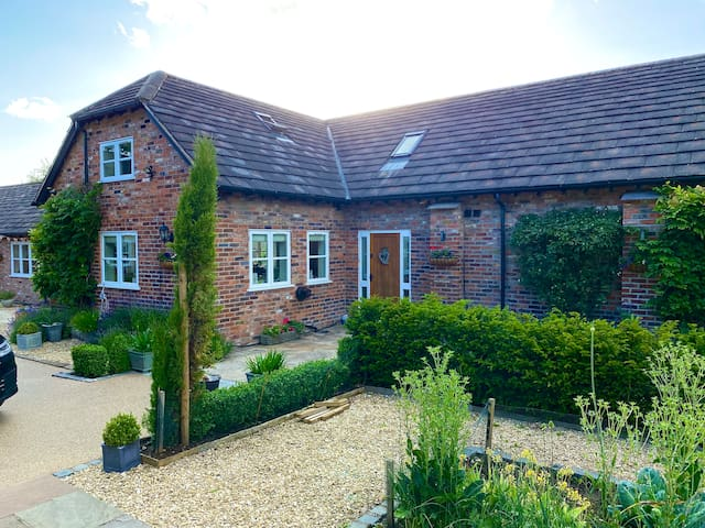 The Cheshire Pheasantry Luxury Accommodation