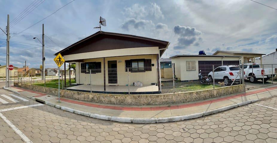 Casa na praia - Balneário Gaivota