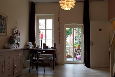 Traumhafte zentrale Wohnung - Greifswald - Byt
