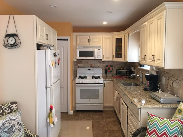 Cozy apartment 10mins From NYC - North Bergen - Apartment