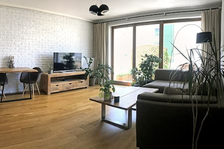 Apartament na Wiszących Ogrodach