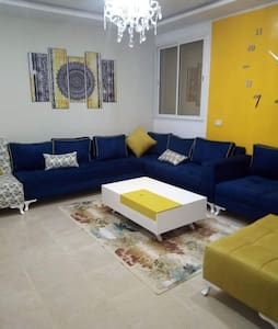 Nice, cozy and comfortable appartment in Tunis