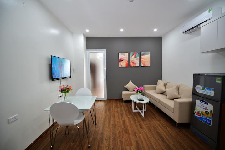 Lily 1BR in CauGiay💎W/kitchen💎Great for Business