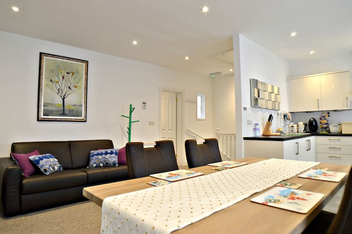 Cozy flat in the City Centre - Bath - Appartement