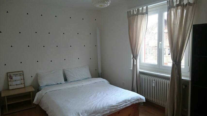 12 min to airport, 20 min to city. - Illnau-Effretikon - Appartement