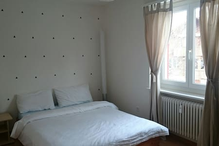 10 min to airport, 20 min to city. - Illnau-Effretikon - Apartament