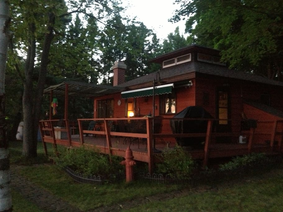 Family Cabin On Big Dummy Lake Cabins For Rent In