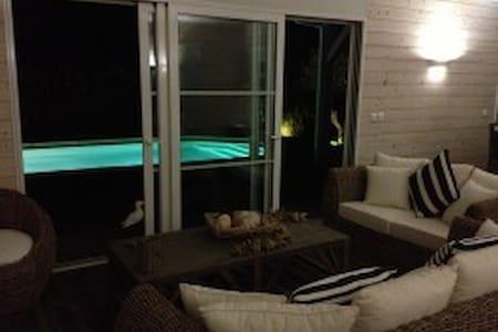 Villa Quand la campagne rivalise avec la plage - Ahetze - House