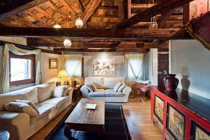 Casanova Penthouse in the heart of VENICE-RIALTO