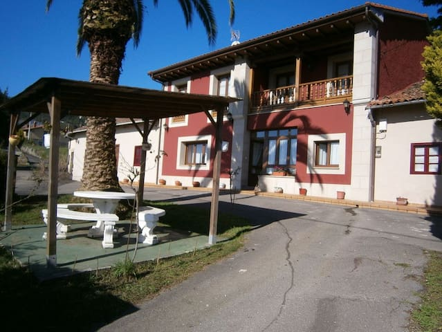Casa rural cerca de la playa - Villaviciosa - Appartement