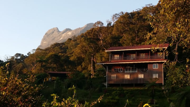 Kinabalu Mountain Lodge-Double Room (2nd Level)